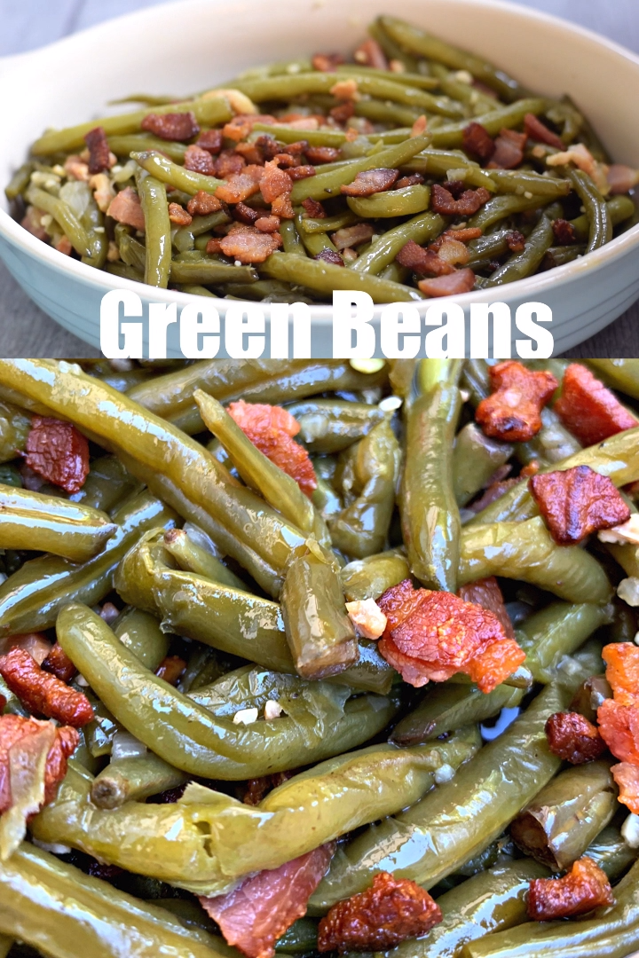 Photo of Easy Instant Pot Southern-Style Soul Food Green Beans