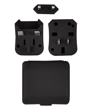 Loving this Travel Charger Set on #zulily! #zulilyfinds