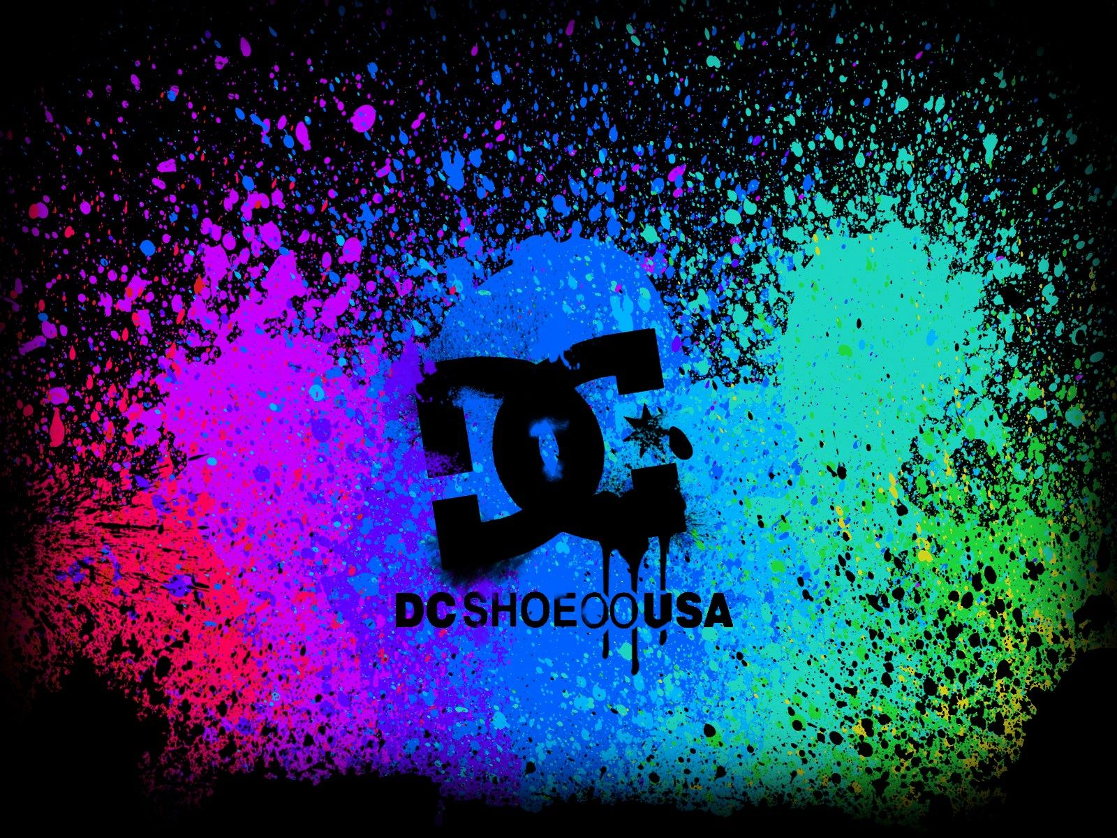 Dc Shoes Logo Desktop Wallpaper Ololoshenka Pinterest