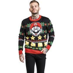 Photo of Super Mario Mario – WeihnachtspulloverEmp.de