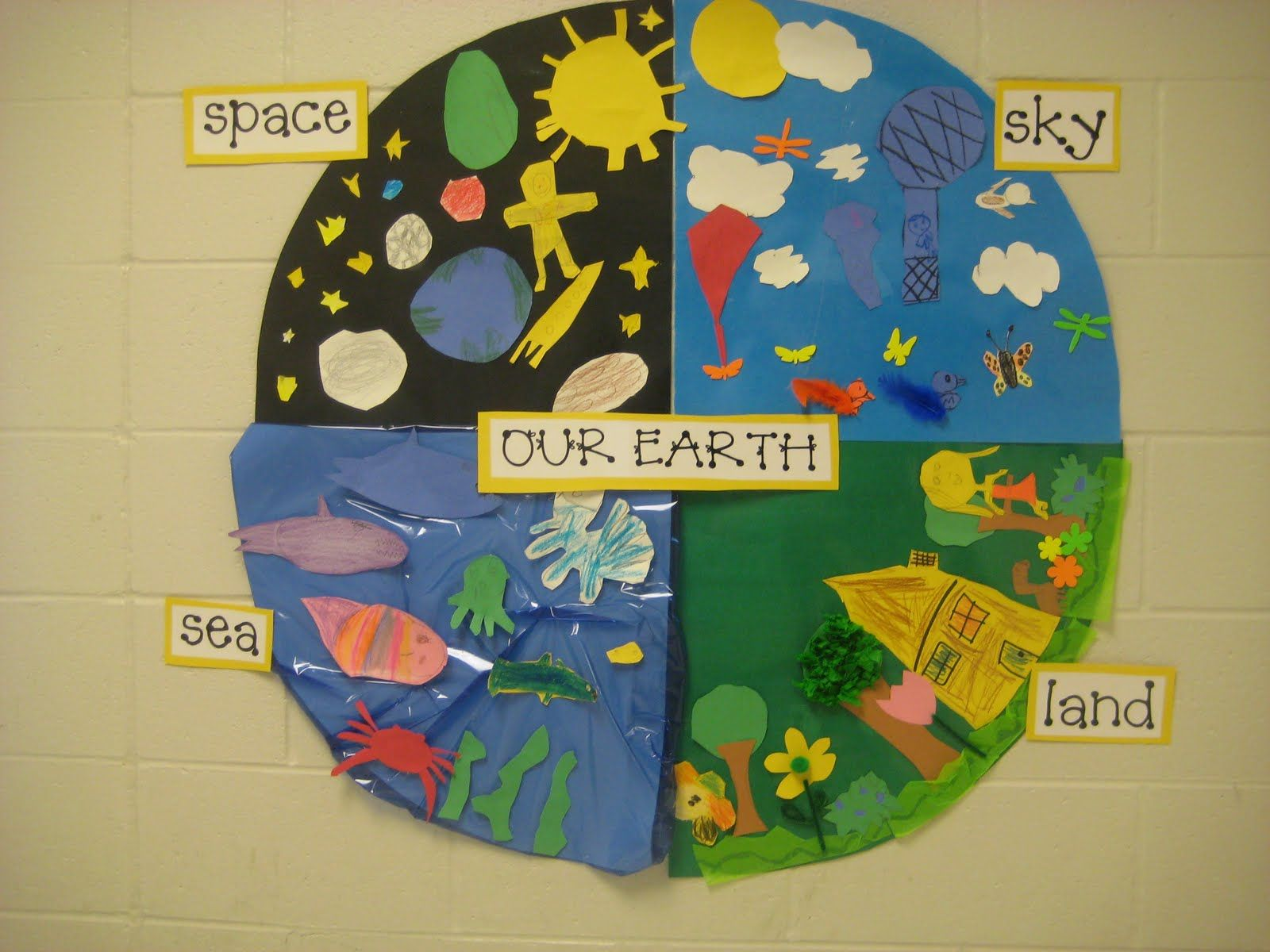ocean theme worksheets kinder garden earth week activities earth day pinterest gardens. Black Bedroom Furniture Sets. Home Design Ideas