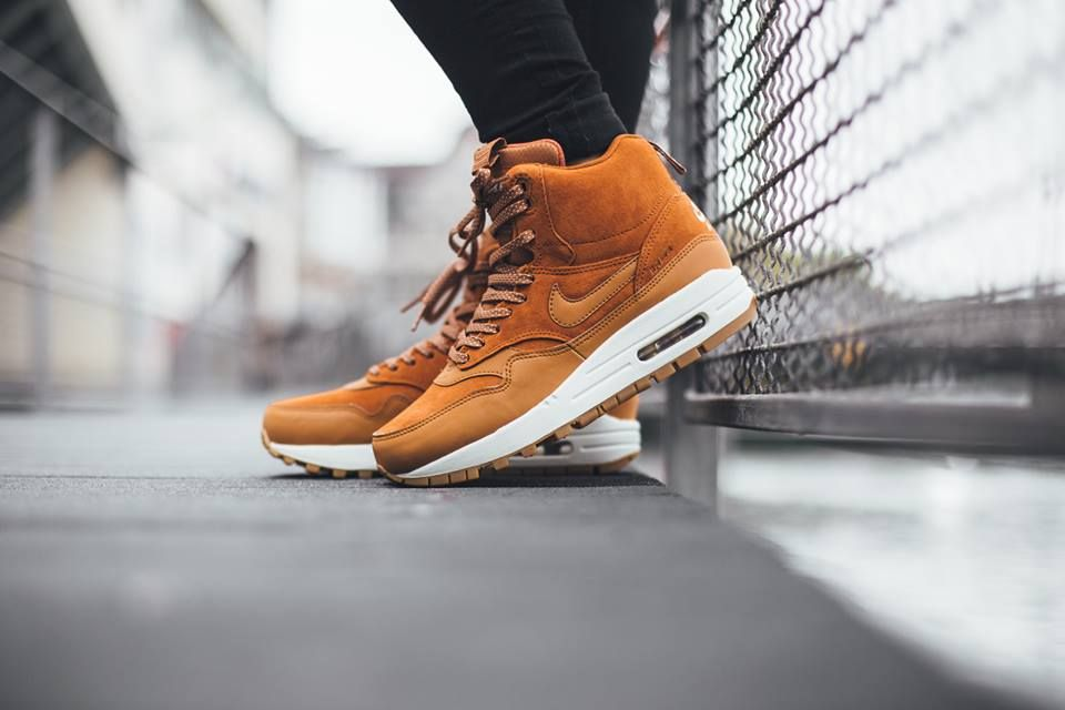 La Nike Air Max 1 Mid Sneakerboot