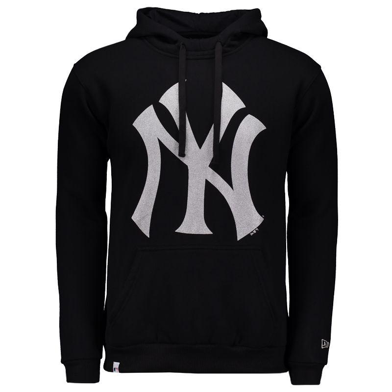 Moletom New Era MLB New York Yankees Preto Somente na FutFanatics você compra  agora Moletom New Era MLB New York Yankees Preto por apenas R  249.90. 4786111ba28