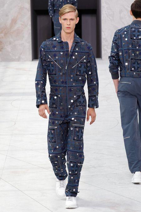 Louis Vuitton Spring 2015 Menswear Collection Menswear