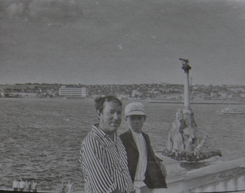 Sovjetunionen. Svartehavet.