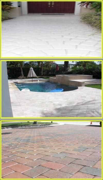 Affordable Pressure Cleaning Seal Coating Pressure Washing Services Pompano Beach Pool Decks