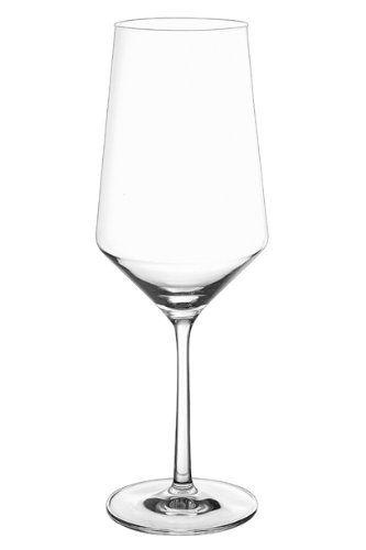 Schott Zwiesel Tritan Crystal Glass Stemware Pure Collection Bordeaux 23 Ounce Set Of 6 Stemware Glass Stemware Wine Glass Schott zwiesel tritan crystal glass