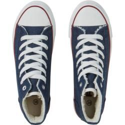 Mädchen Schuh gefüttert von Fit-z – Gr.: 35, blau Fit-zfit-z