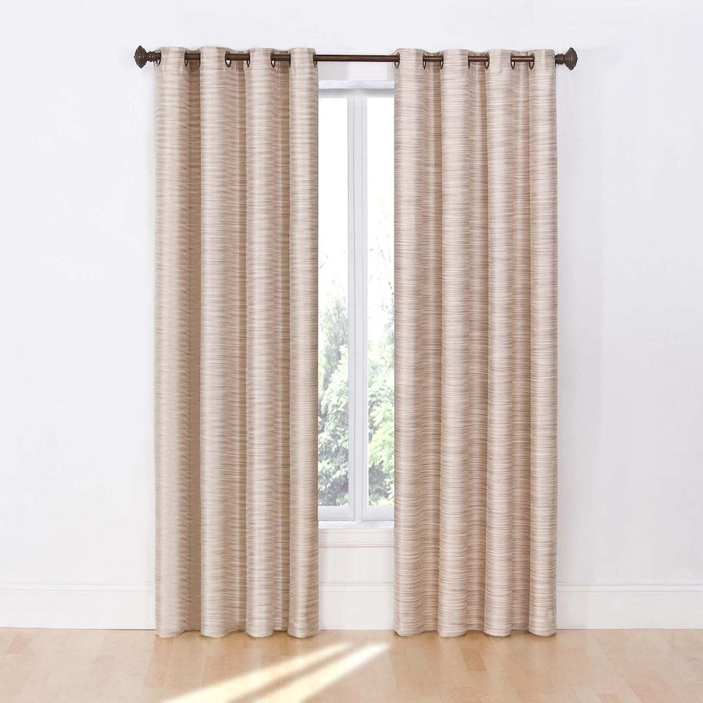 Eclipse Dylan Blackout 2 Pack Window Curtains Window Panels