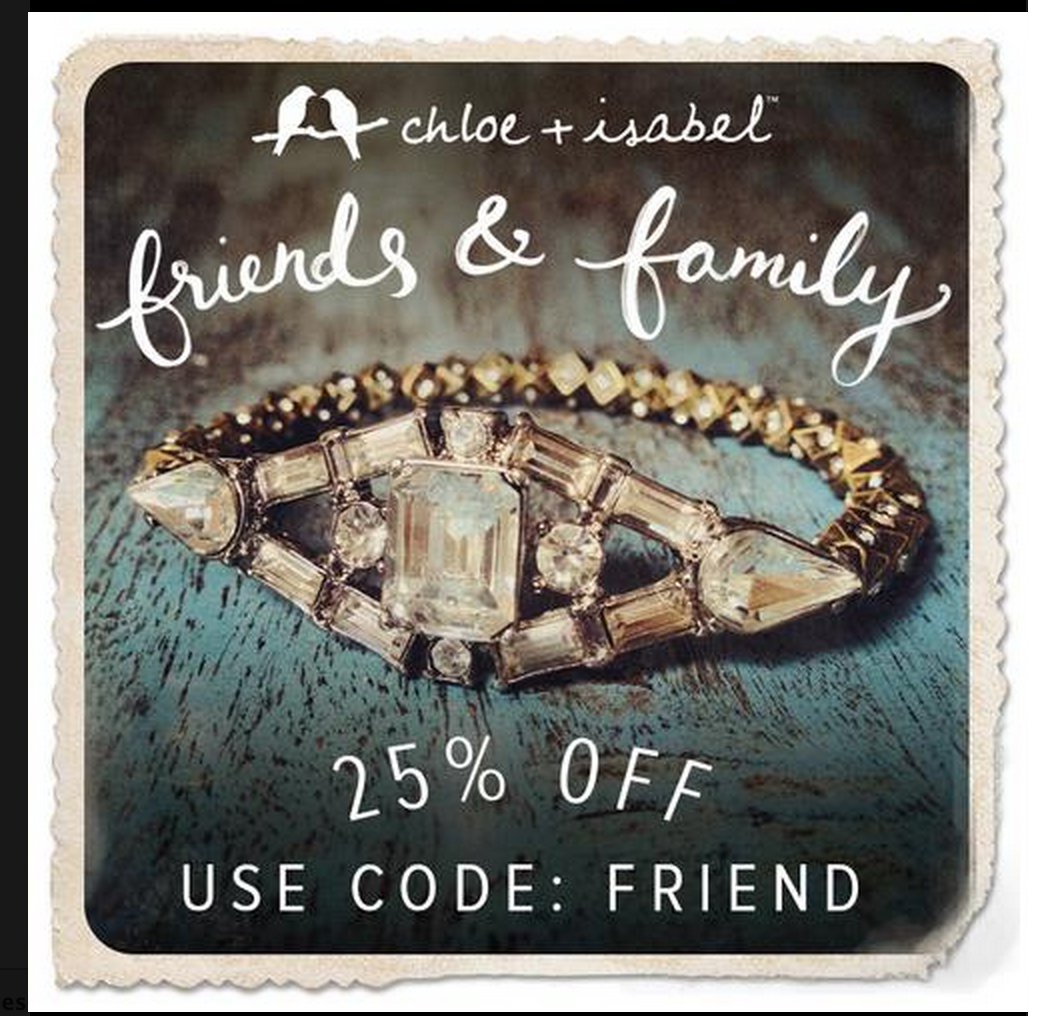 Friends and family sale!  Ends 11:59 pm EST on Dec 11th.  Use code: FRIEND at checkout
