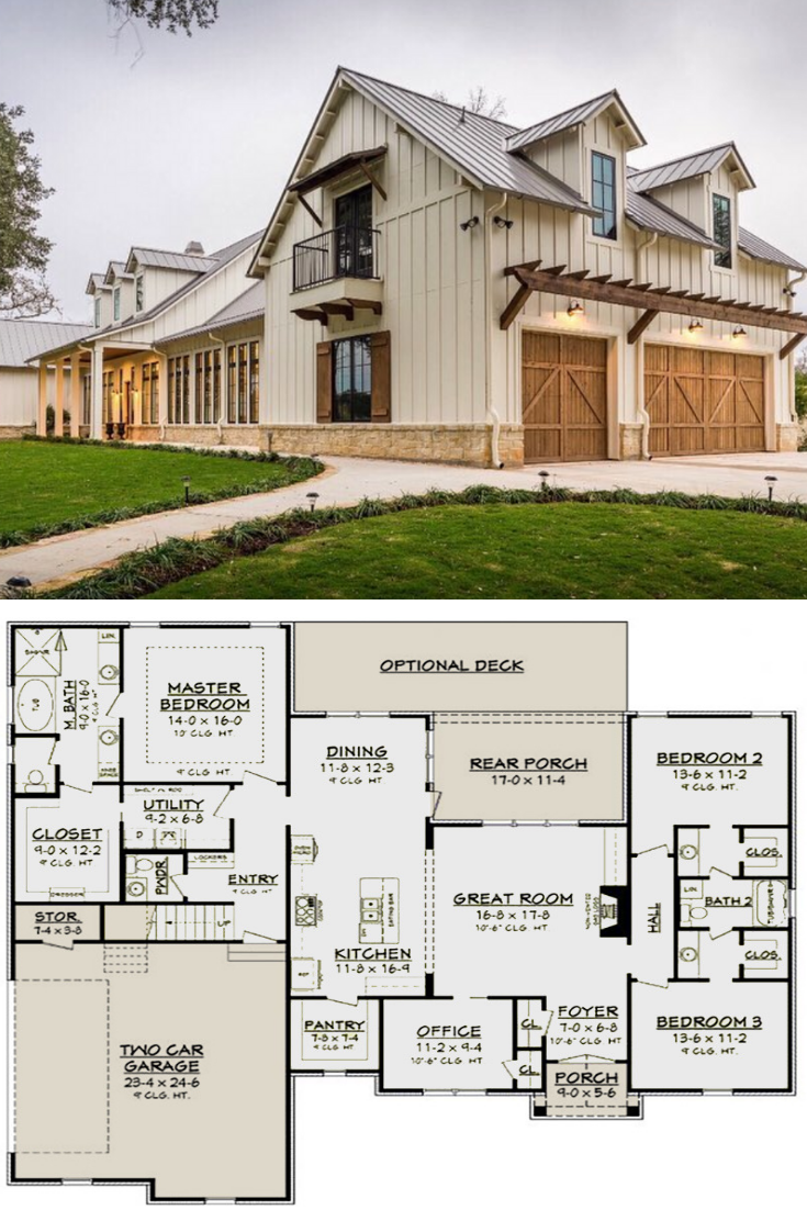 Best Metal Home Kits We Managed To Find Metal Building Answers Barn House Plans Dream House Plans Metal House Plans
