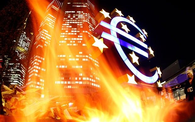 Day 122: Euro Crisis and Old Grudges ~ Economist's Journey to Life