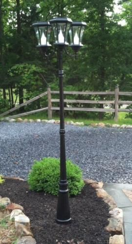 Solar Light For End Of Driveway