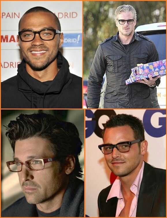 Pictures Of Jesse Williams Eric Dane Patrick Dempsey And Justin