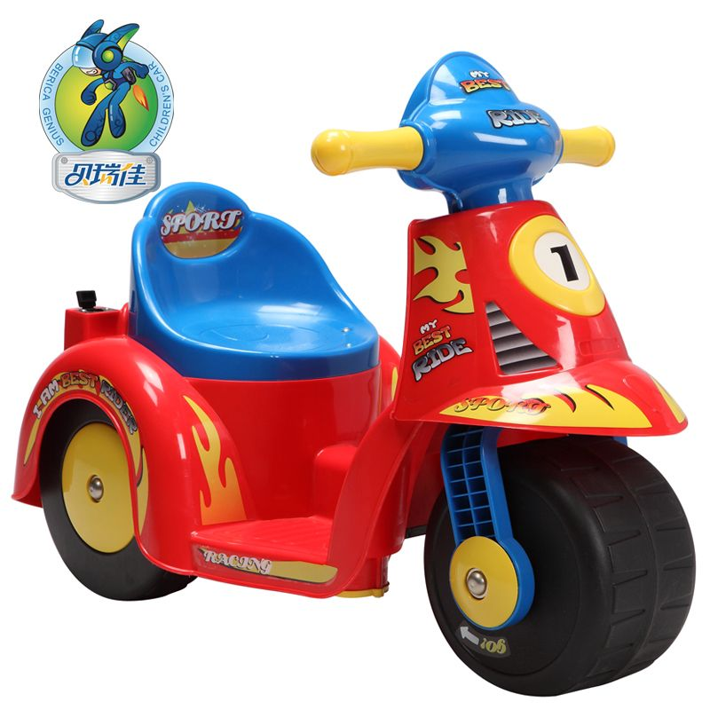 child electric bicycle stroller child tricycle electric motorcycle baby car toy car