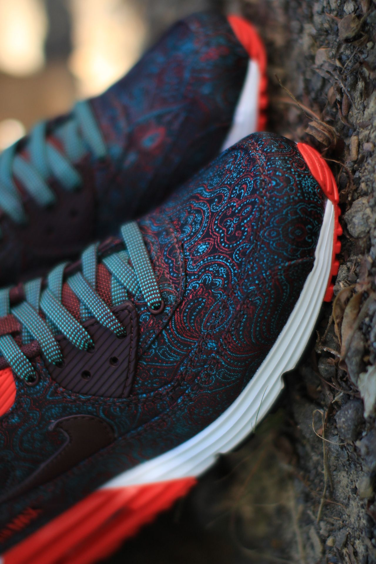 unstablefragments: Nike Air Max Lunar 90 'Suit and Tie' by