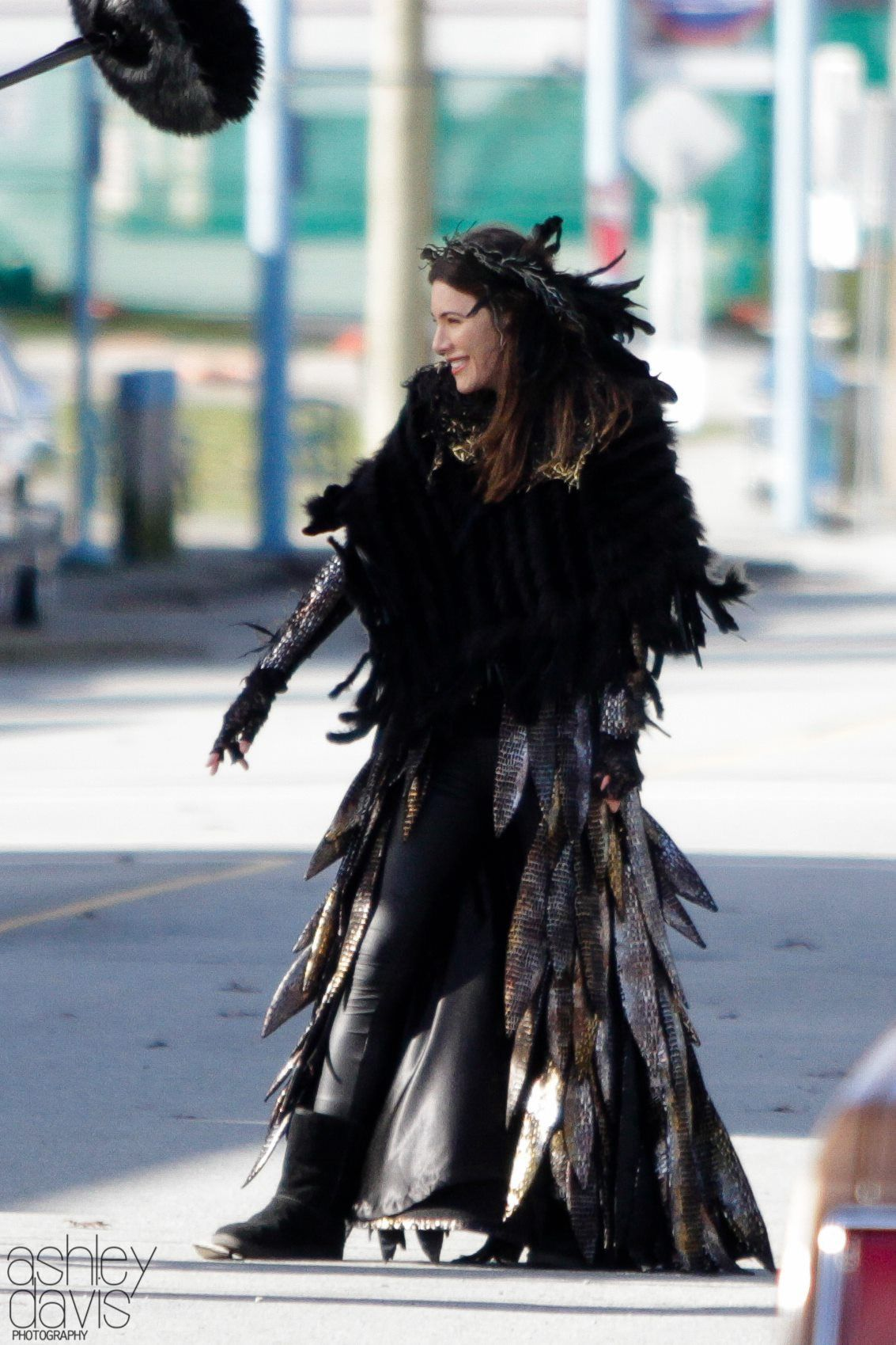Black Fairy from Once upon a Time Costumes, Movie and TV