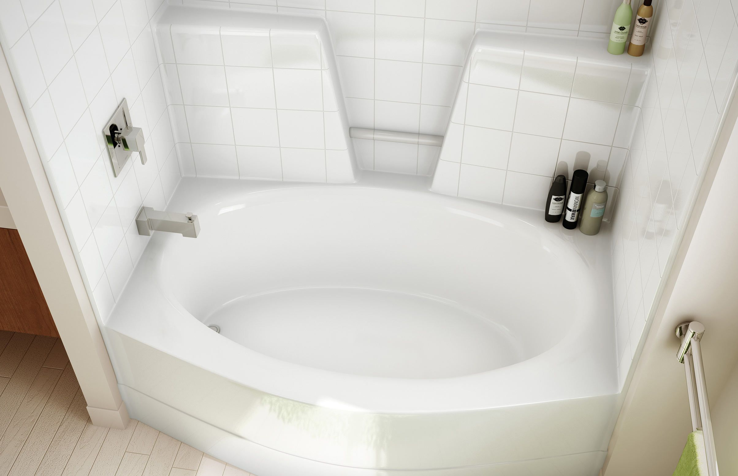 TSOT6042 Alcove or Tub showers bathtub - MAAX Professional ...