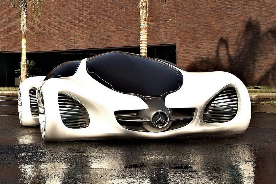 Mercedes-Benz BIOME; a super lightweight and eco-friendly sports car. It was created by a design team from the Mercedes-Benz Advanced Design Studios in Carlsbad, California.