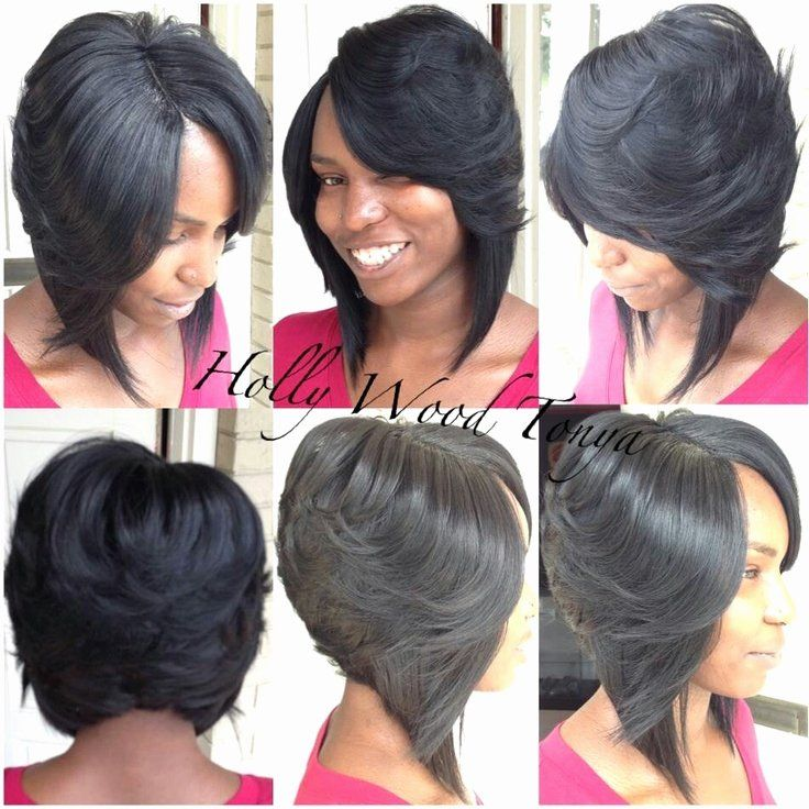 Long Weave Hairstyles 2015 Lovely Bob Sew In Styles Hairstyle For Women Man Di 2020 Rambut Keriting Keriting Mengagumkan