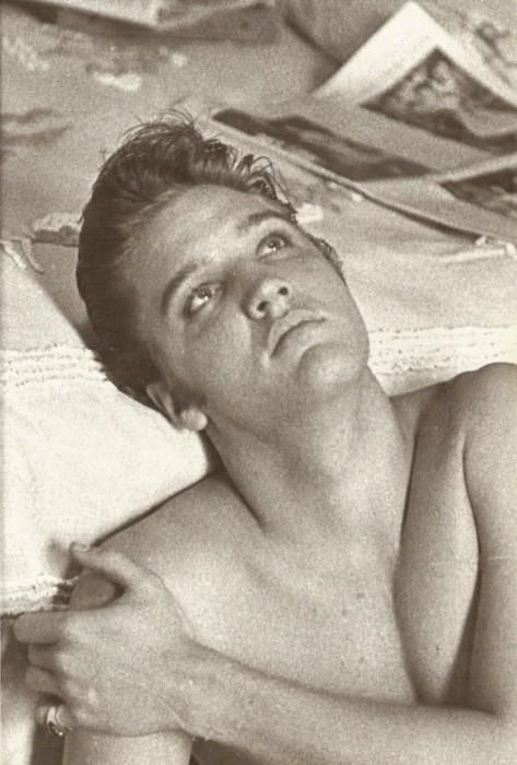 Elvis Presley by Lloyd Shearer (book Memphis Lonesome)