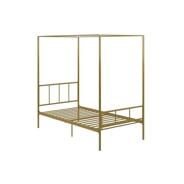 f1a57295fdaf Novogratz Marion Canopy Bed | rustic furnishings | Bed, Canopy, Room