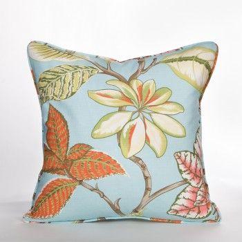Lucala Pillow /  Sky - Biscayne Collection | Beach Pillow | Coastal Pillow