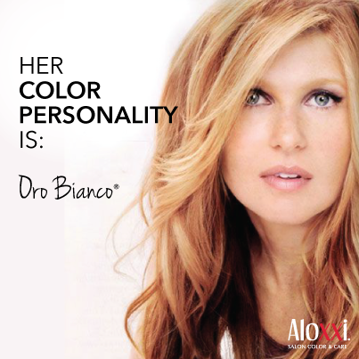 Connie Britton's Aloxxi Hair Color Personality is Oro ...