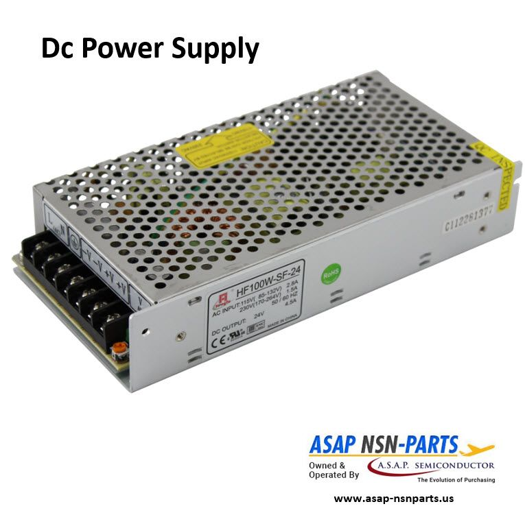 Find The Right Dc Power Supply For Your Needs Asap Nsn Parts Provides A Wide Range Of Power Supplies Equipment For D Power Supply Power Electrolytic Capacitor
