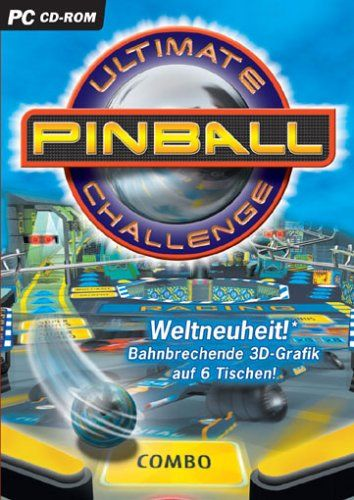 Ultimate Pinball Challenge [PC] [German] [2005]