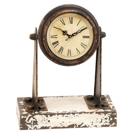 I pinned this Richland Table Clock from the Grove Street Designs event at Joss and Main!