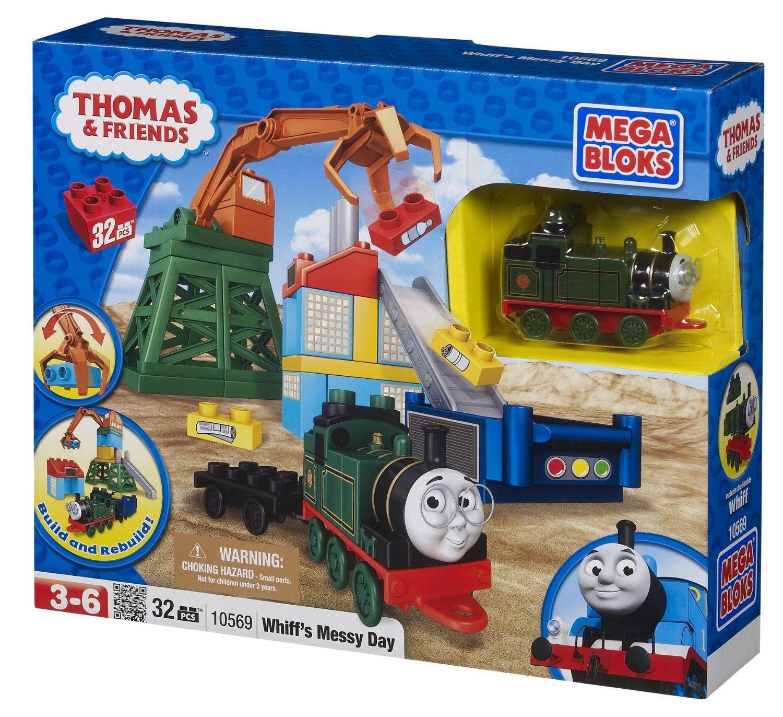 Mega Bloks Thomas Amp Friends