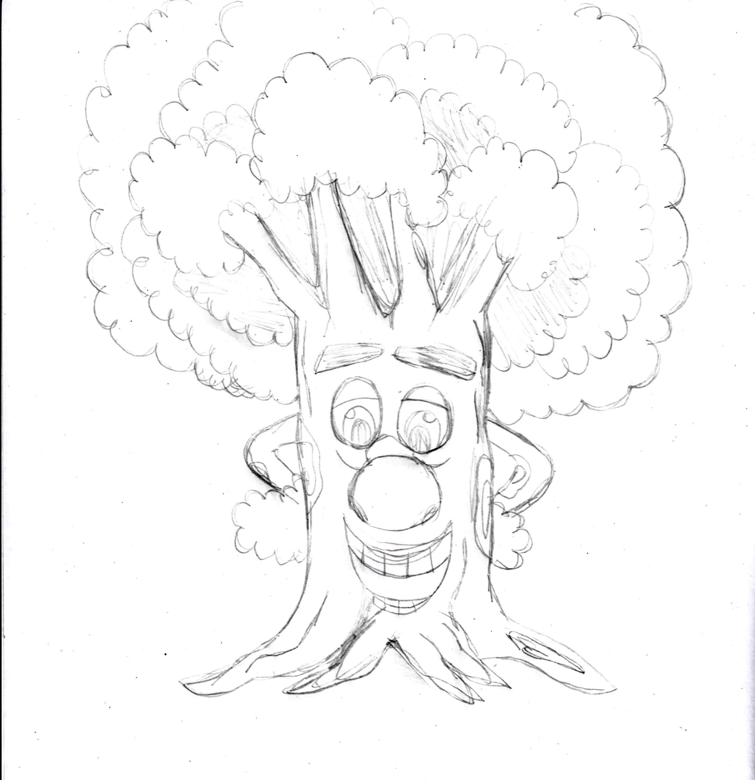 Uncategorized How To Draw A Perfect Tree just follow our step by tutorial and you have any problems creating