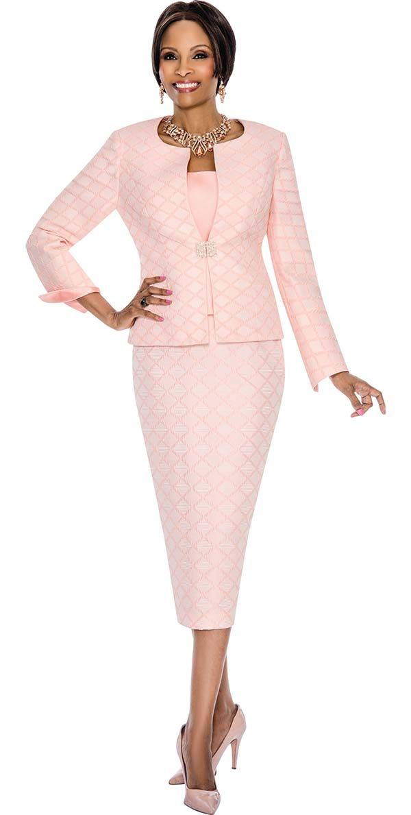 2pc Chancelle Brocade Women's Church Suit | First Lady | Pinterest ...