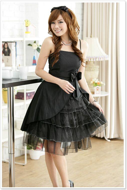 Videos of a Line Mini Dresses