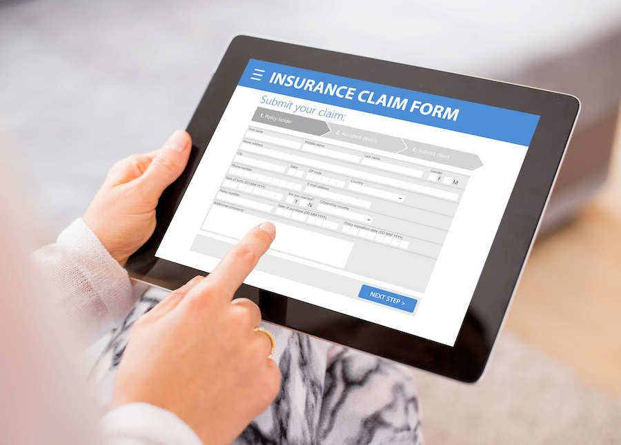 How does filing a homeowners insurance claim affect