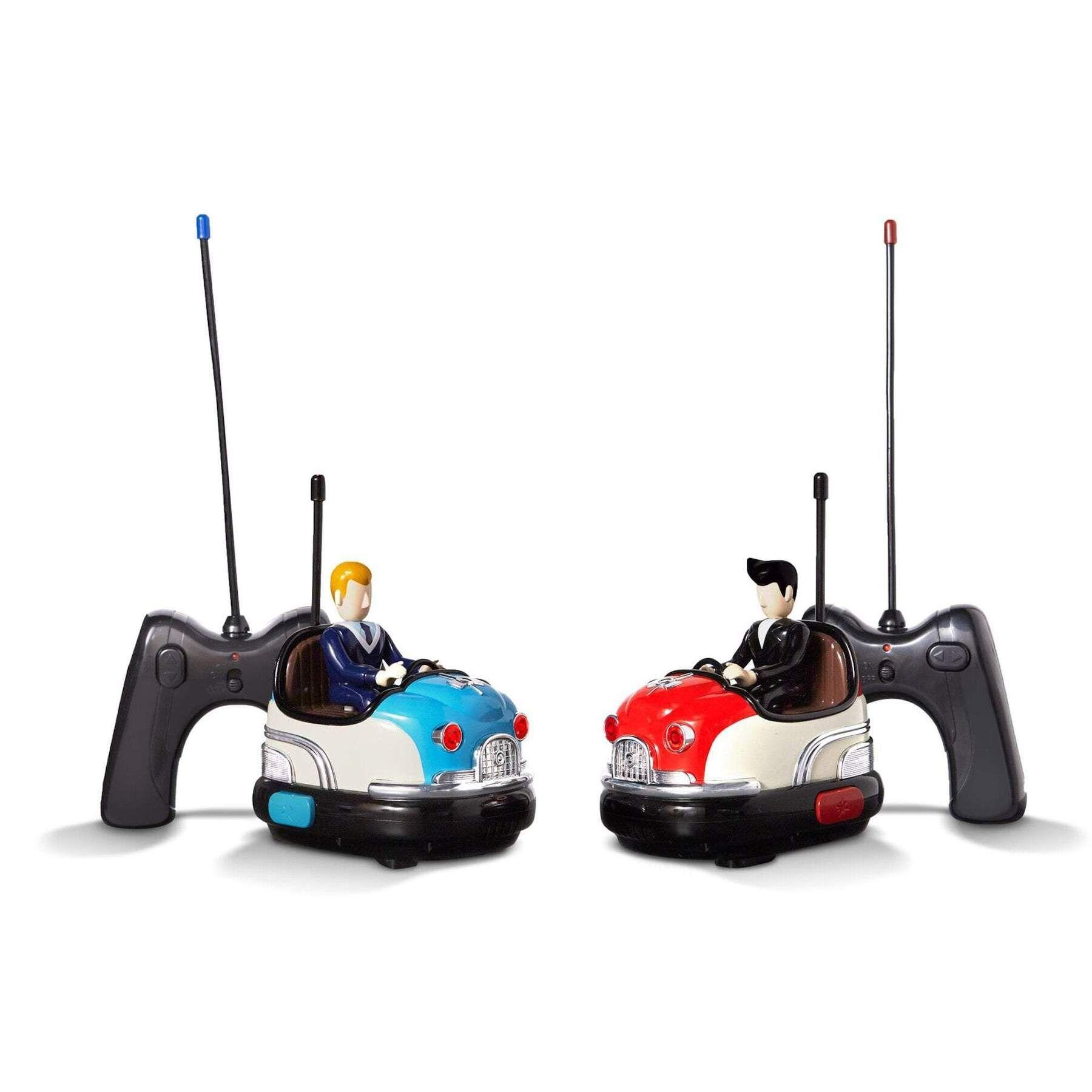 Remote Control Retro Bumper Car Set Remote control toys