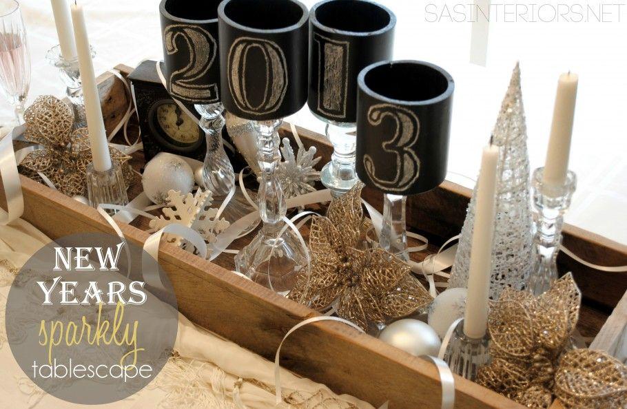 Wonderful New Years Eve Decoration Ideas | Happy New Year ...