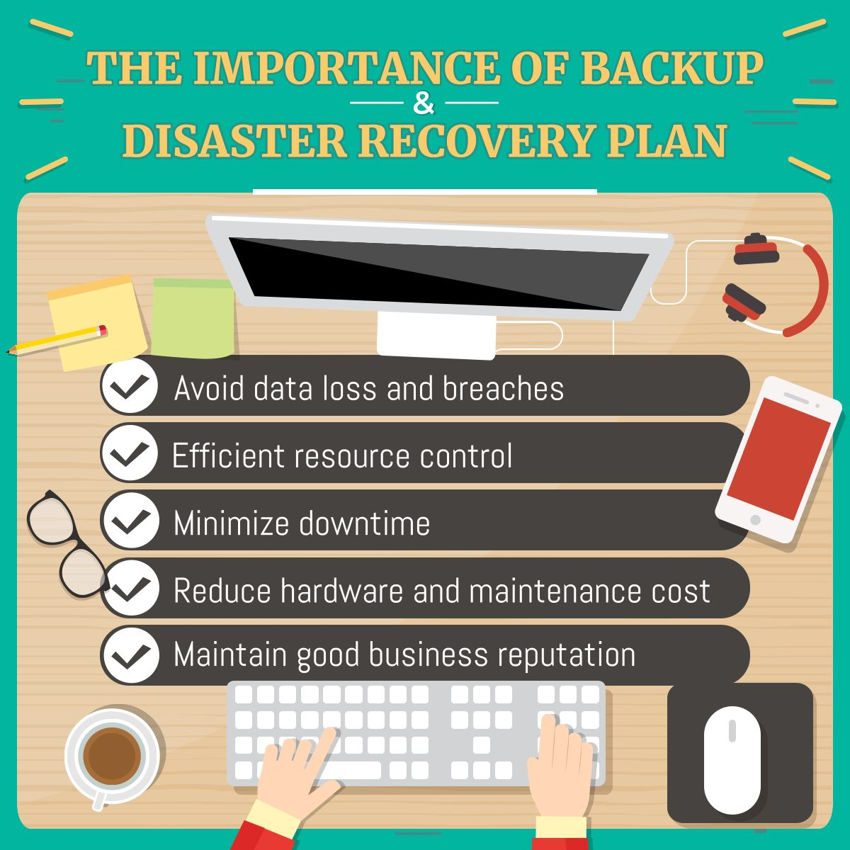 The Importance of Backup and Disaster Recovery Plan