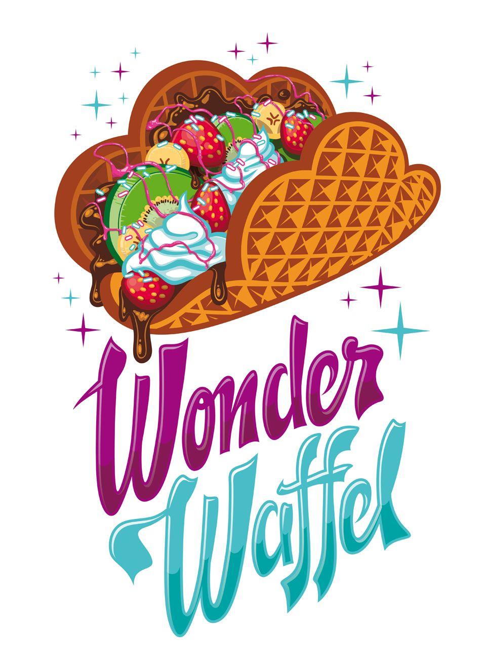 Wonder Waffel  by Peach Beach  Thanks Enjoy in 2019