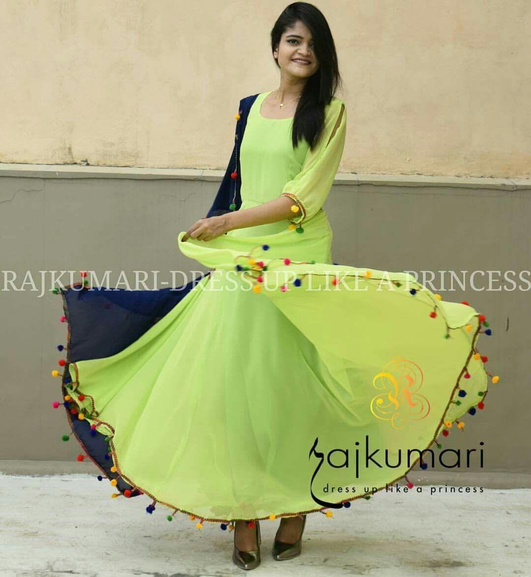 Pin by soniyaa on kurthi styles pinterest anarkali dress