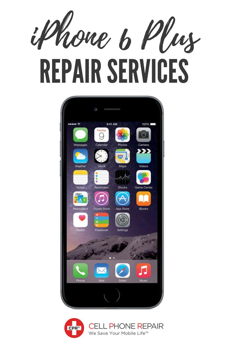 iPhone 6 Plus Repair Services Cracked Screen Repair