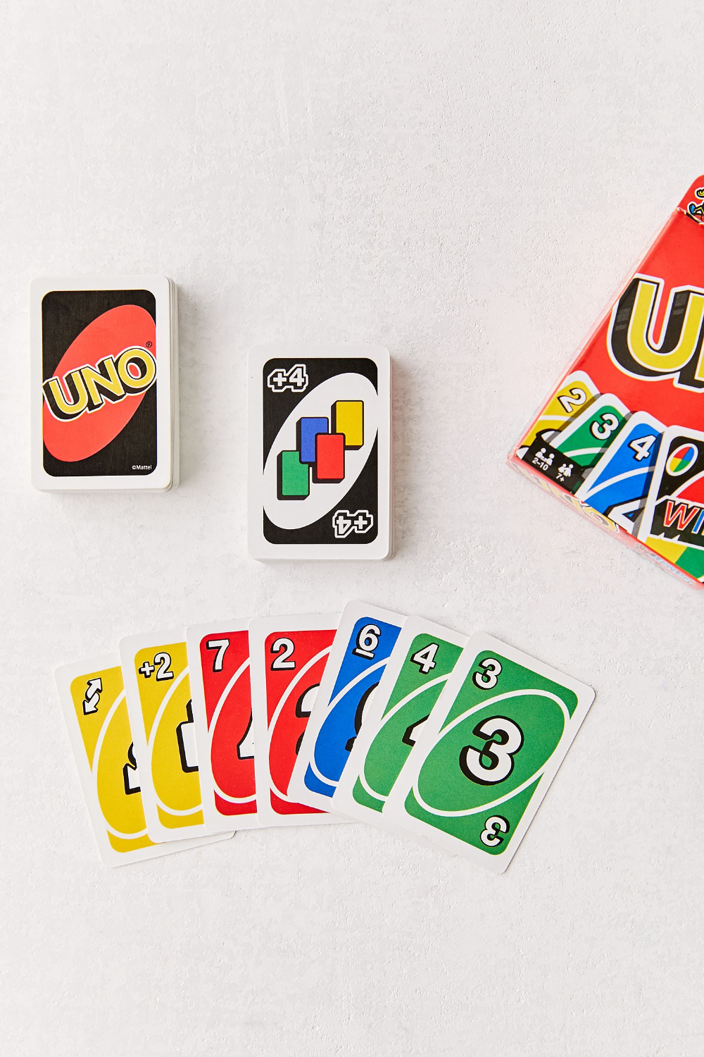World's Smallest Uno Card Game Uno card game, Card games