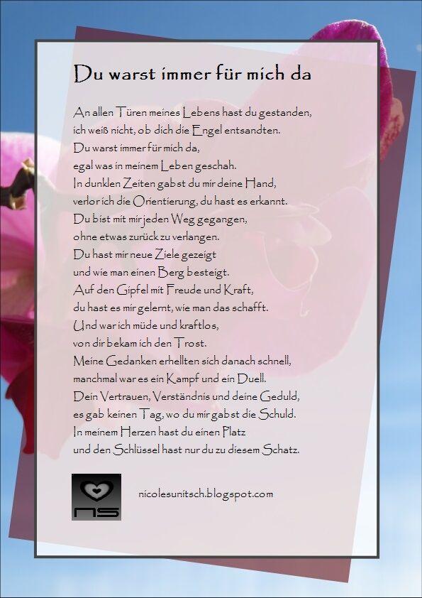 Wie Schon Hat Man Gerne Gemacht Gedichte Trauer Gedichte