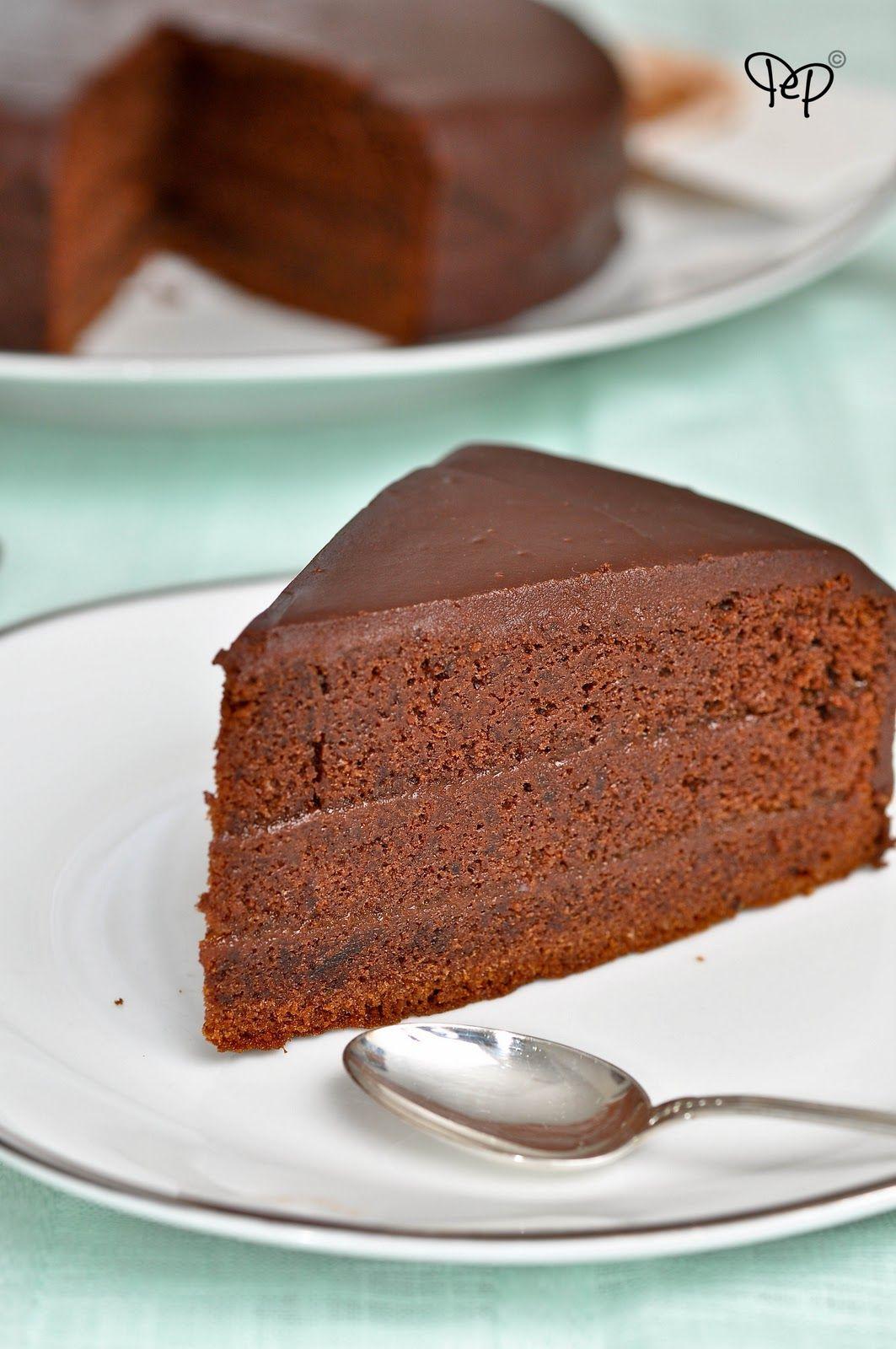 Caffe Nero Chocolate Fudge Cake Recipe