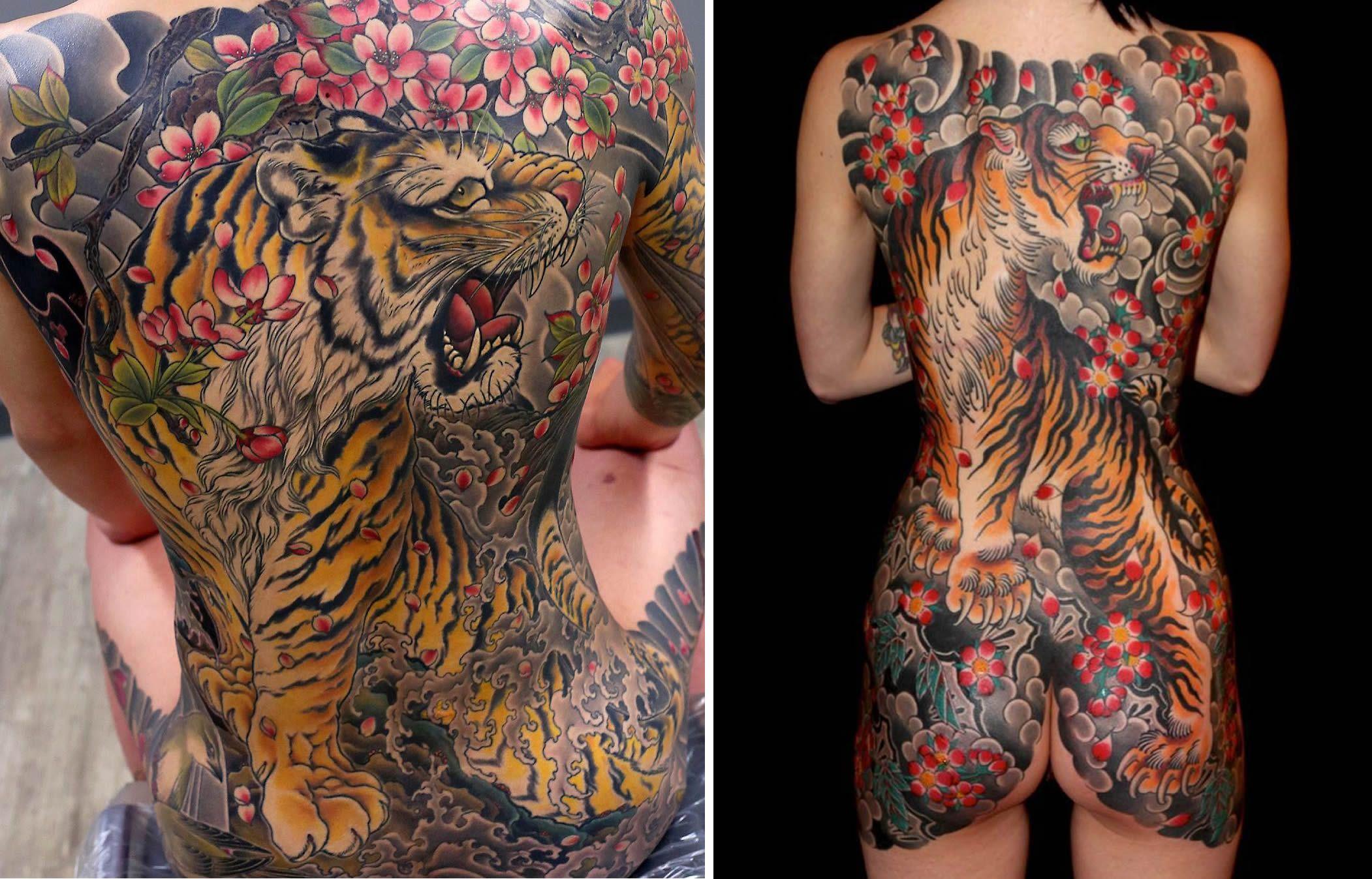 Khuong nguyen Japanese tattoo, Japanese dragon tattoos