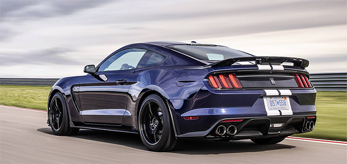 2019 Ford Mustang Shelby Gt350 Engine Specs Release Date Voiture Muscle