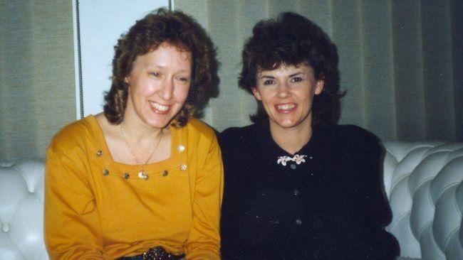 Lindy chamberlain and juror Yvonne Cain