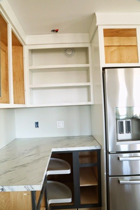 Open Wall Cabinet 36 Wide X 30 Tall Kitchen Cabinet Plans Kitchen Wall Cabinets Simple Kitchen Remodel