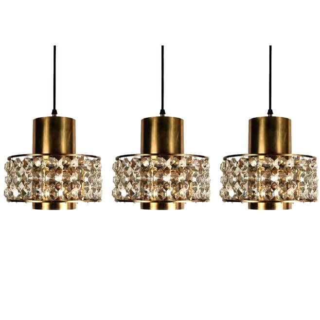 Chandelier And Pendant Light Sets Set Of Three Mid